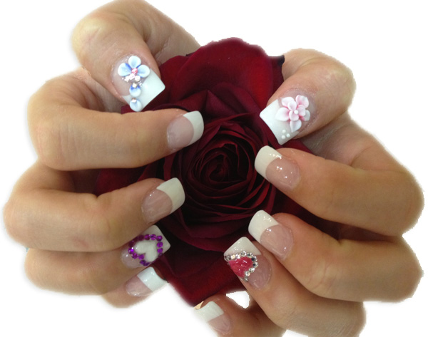 3 - D Nail Art By Your Nails & Spa of Phoenix