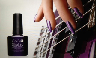 CND Shellac Gel Nail Polishes