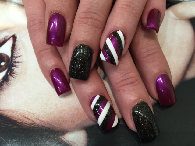 Holiday Nail Art By Your Nails & Spa of Phoenix